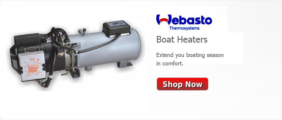 Webasto Boat Heater - Marine Heaters
